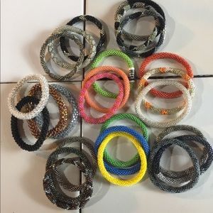 Group of 25 Lily and Laura Bracelets